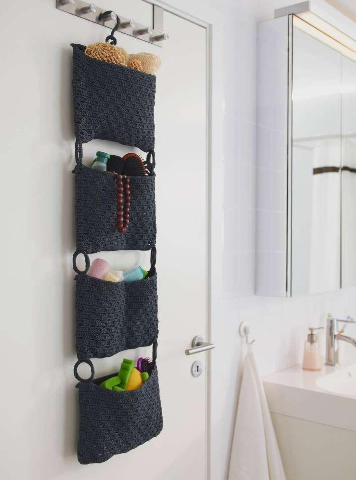 آویز حمام