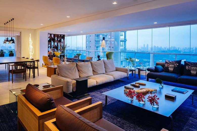 آپارتمان 200 متری