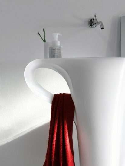 ایده طراحی روشویی مدرن
