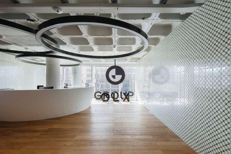 طراحی داخلی شرکت مدرن