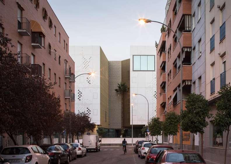 طراحی ساختمان دادگستری