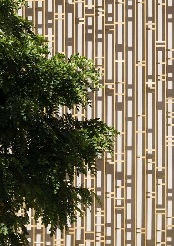 اصول طراحی ساختمان دولتی