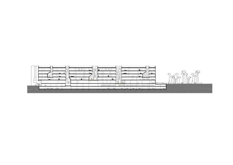 پلان ساختمان دادگستری