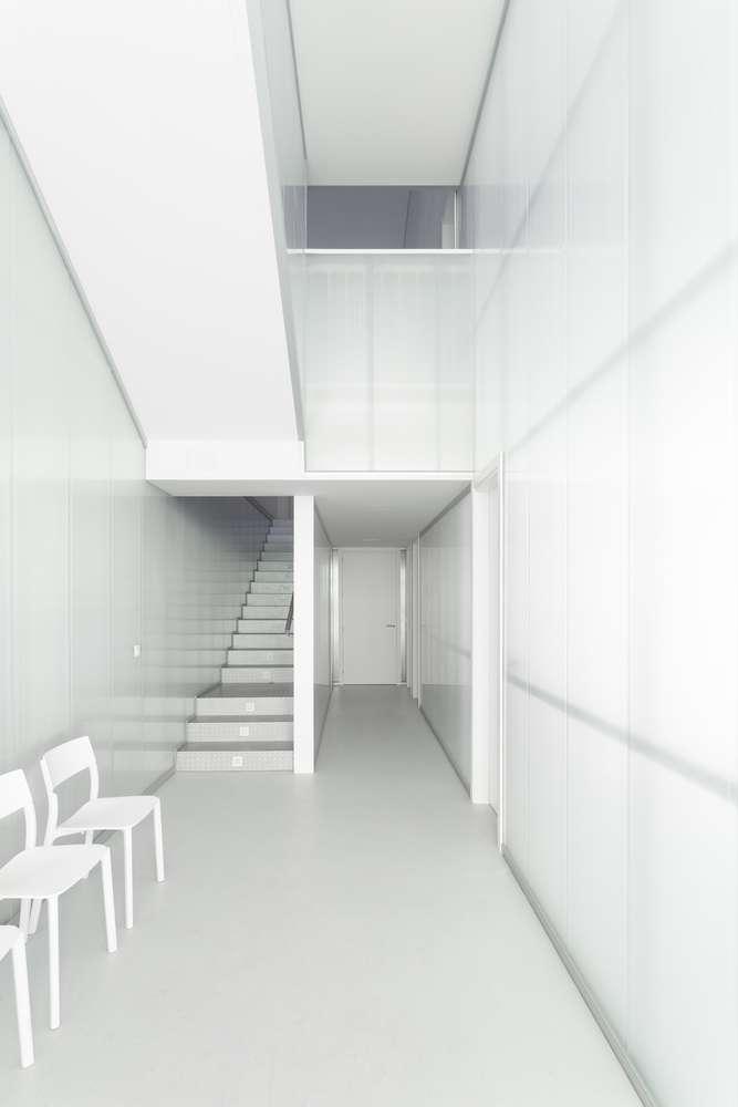 طراحی داخلی کلینیک فیزیوتراپی