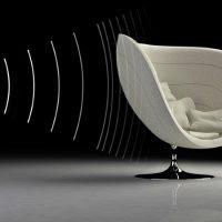 صندلی آکوستیکی
