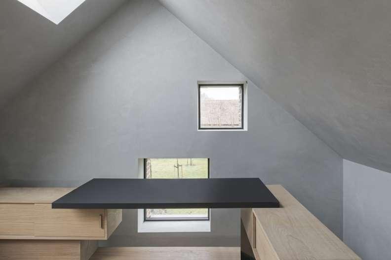 طراحی داخلی دفتر کار خانگی