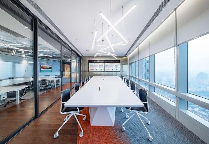 طراحی داخلی شرکت نرم افزاریی
