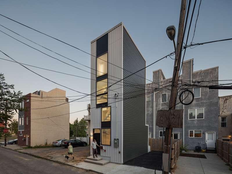 آپارتمان برج کوچک