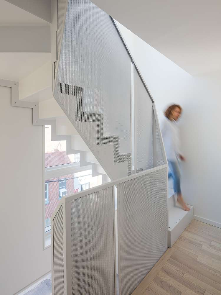 معماری آپارتمان برج کوچک