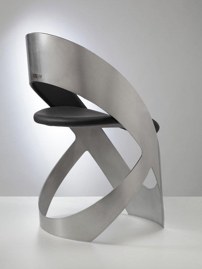 صندلی لوله ایی شکل