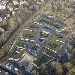 طراحی بیمارستان روانپزشکی Vejle در دانمارک