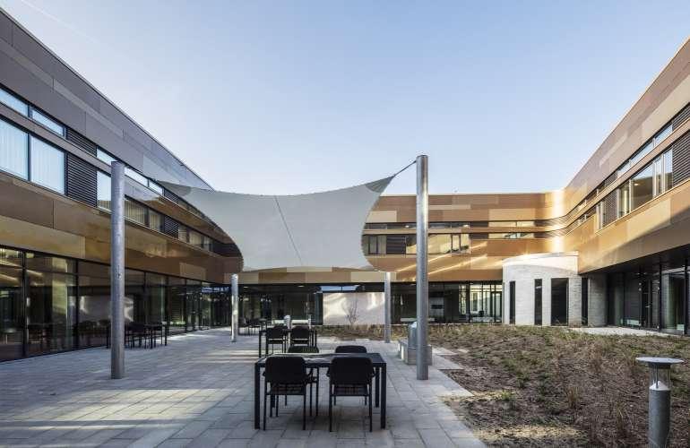 طراحی بیمارستان روانپزشکی