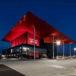 طراحی سالن کنسرت روباز در کانادا