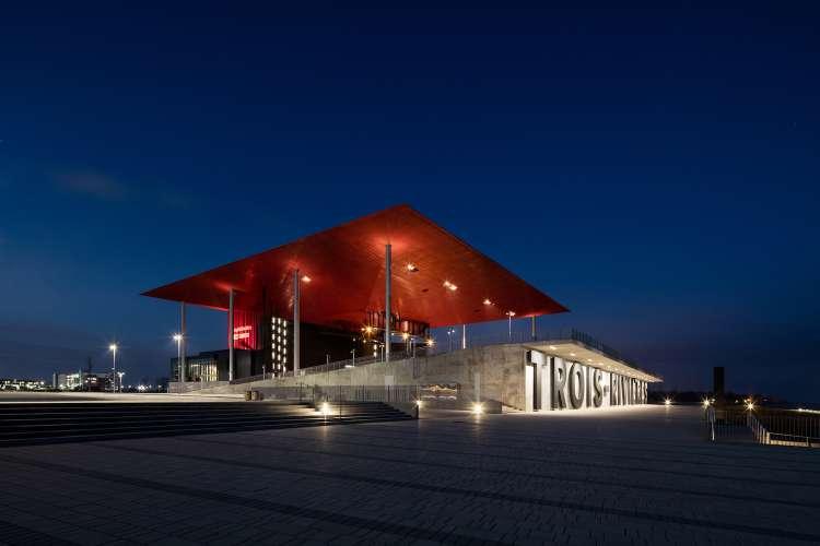 طراحی سالن کنسرت تابستانه