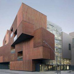 طراحی دانشکده هنر و طراحی بارسلونا