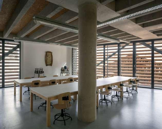 طراحی دانشکده هنر