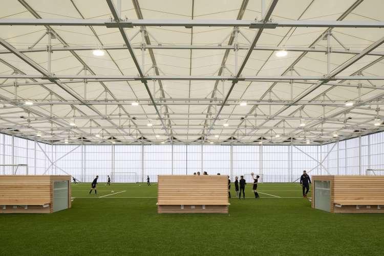 برندگان مسابقه معماری RIBA North East 2019