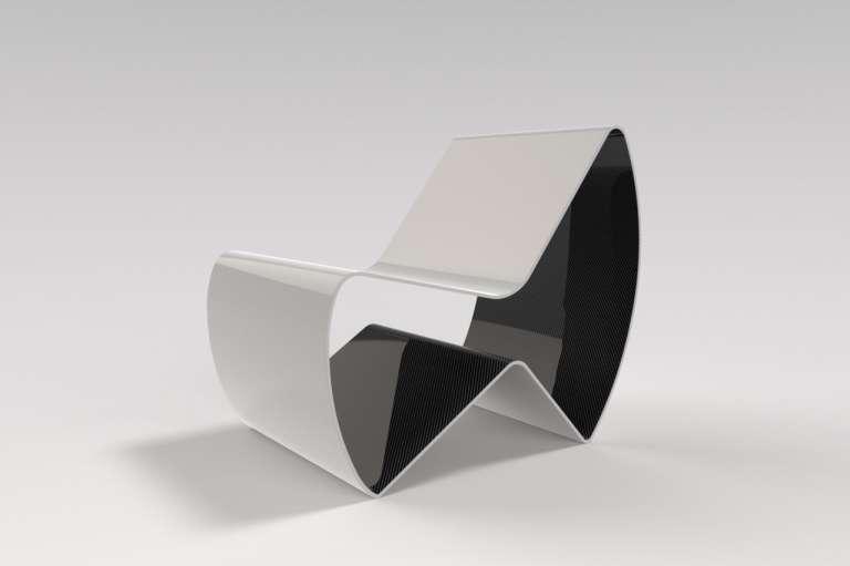 خلاقیت در طراحی صندلی