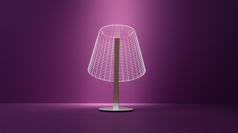 لامپ آکریلیکی