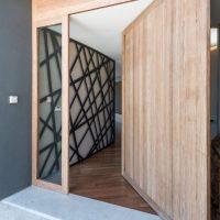 طراحی درب مدرن ورودی
