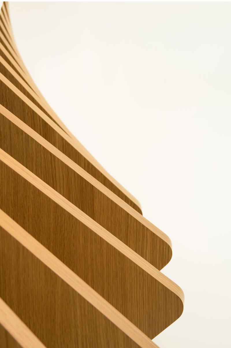 ایده طراحی پله پارامتریک