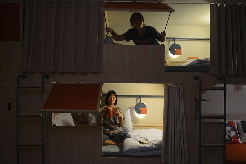 دکوراسیون داخلی خوابگاه دانشجویی
