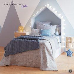 دانلود مجموعه آبجکت تختخواب کودک