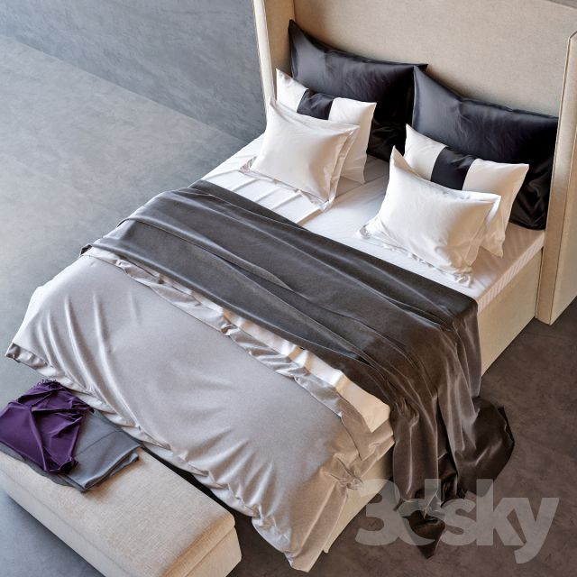 آبجکت ست تختخواب