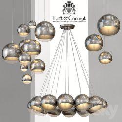 دانلود مجموعه آبجکت لامپ و لوستر مدرن