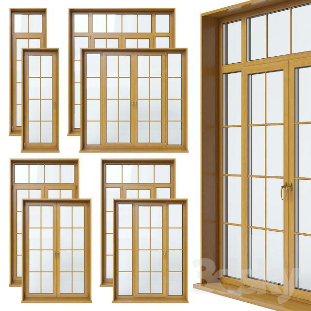 آبجکت پنجره