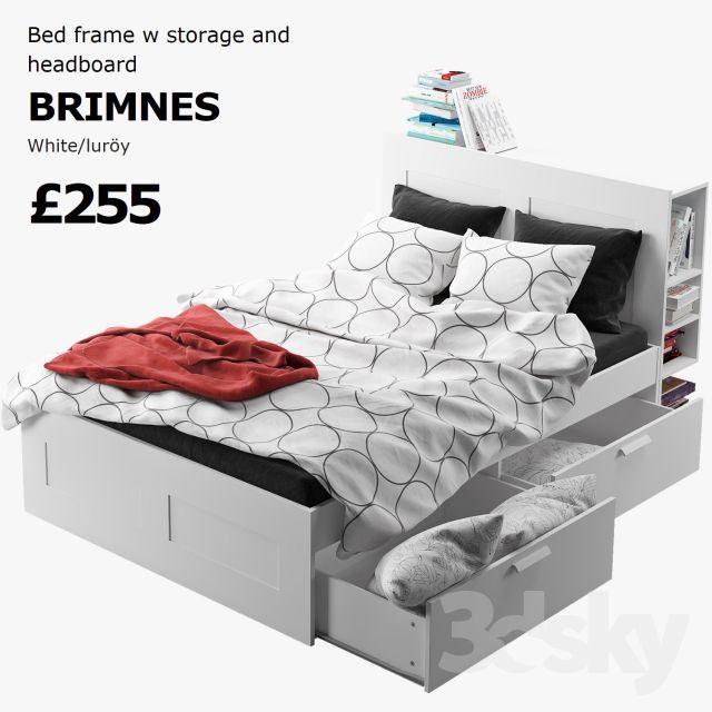 مجموعه آبجکت ست تختخواب