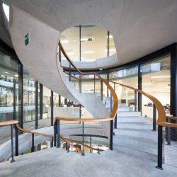 7 نمونه طراحی راه پله توسط گروه معماری Herzog & de Meurons