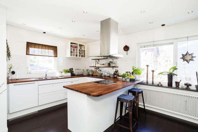 دکوراسیون آشپزخانه به سبک روستایی