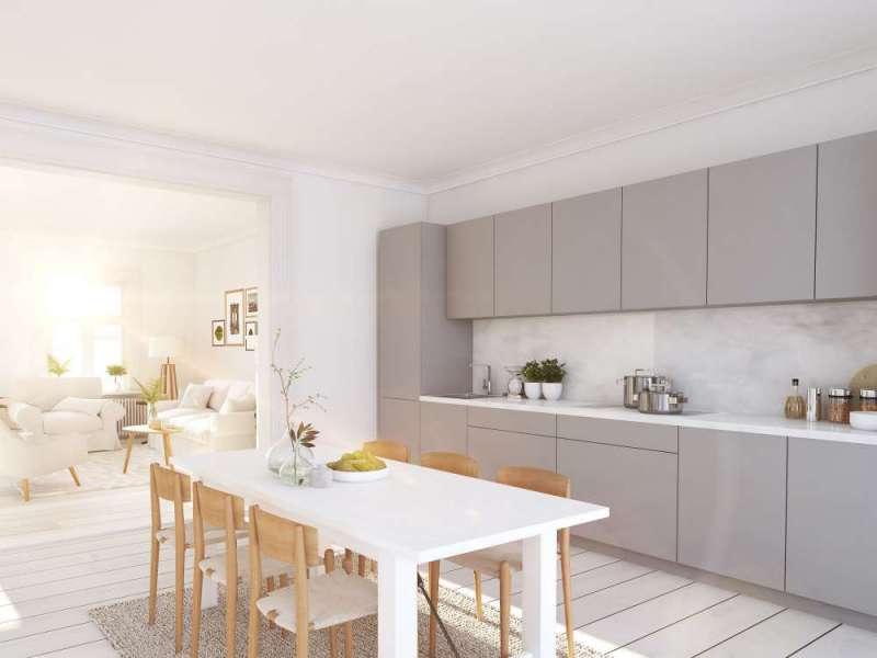 دکوراسیون آشپزخانه به سبک اسکاندیناویایی