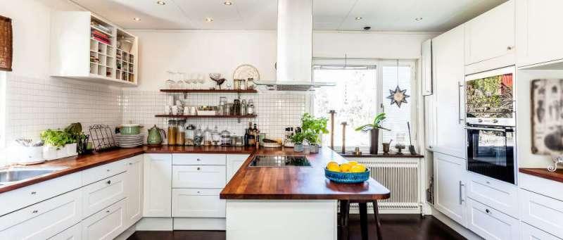 دکوراسیون آشپزخانه به سبک تلفیقی یا التقاطی