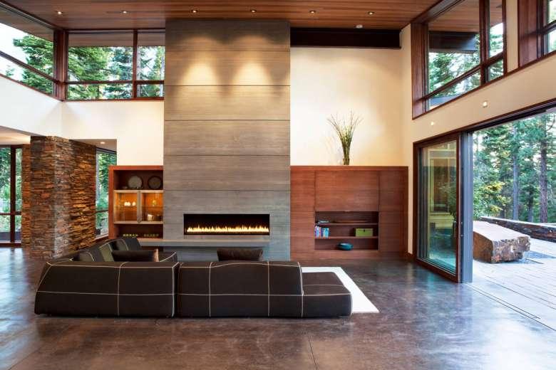 بتن در طراحی داخلی