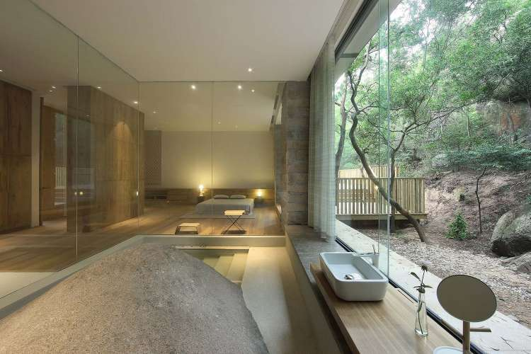 طراحی حمام لوکس و منحصر به فرد