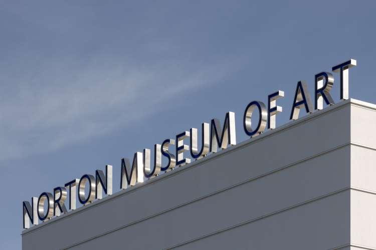 معماری موزه هنر نورتون
