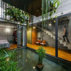 16 طراحی حیاط خلوت مدرن