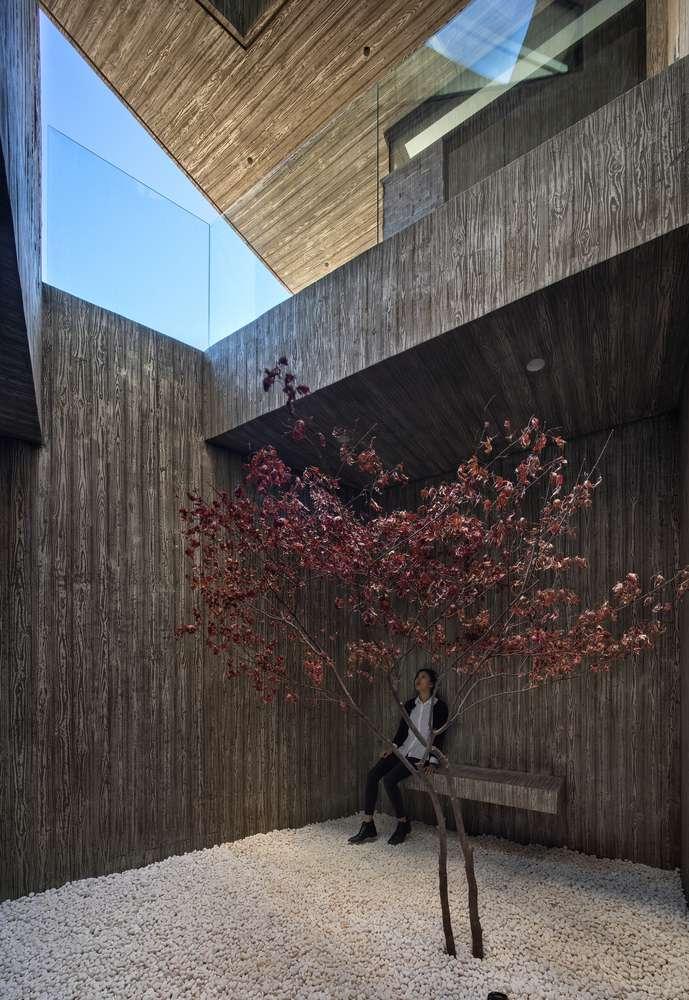 ایده های طراحی حیاط خلوت مدرن