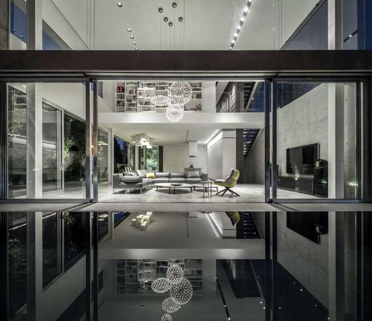 طراحی درب کشویی شیشه ایی