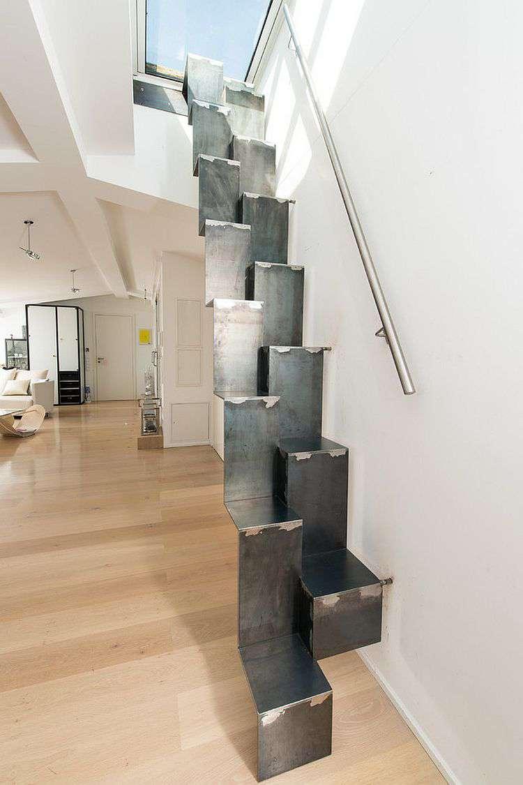 پله مدرن