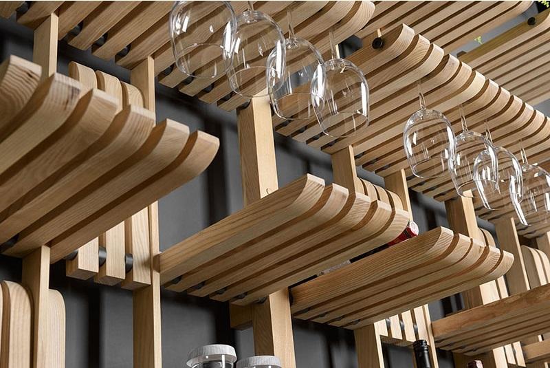 طراحی قفسه چند منظوره