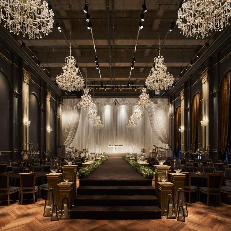 طراحی سالن عروسی