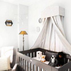 8 ایده جذاب برای دکوراسیون اتاق نوزاد