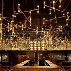 50 نمونه طراحی پلان کافه و رستوران مدرن
