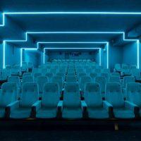 طراحی سینما