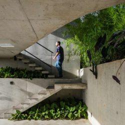 20 طراحی ساختمان بتنی در برزیل