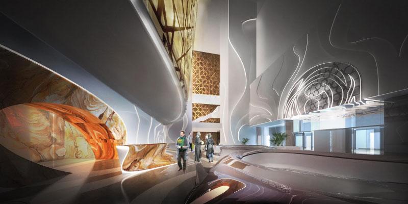 معماری بازار ایران مال