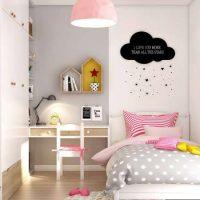 کاربرد رنگ های پاستلی در دکوراسیون داخلی اتاق کودک
